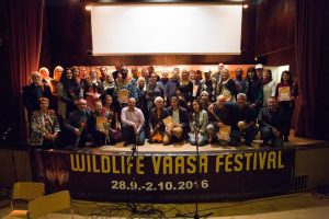 Vaasa International Nature Film Festival in 2016